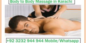 Body to Body Massage in Karachi